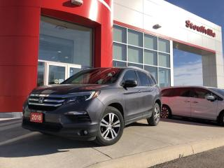 Used 2018 Honda Pilot EX-L NAVI for sale in Whitchurch-Stouffville, ON