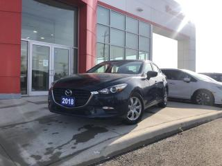Used 2018 Mazda MAZDA3 GX for sale in Whitchurch-Stouffville, ON