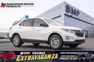 New 2021 Chevrolet Equinox LS for sale in Saskatoon, SK