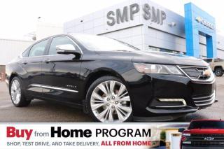 Used 2018 Chevrolet Impala Premier - Leather, Navigation, Sunroof, 20
