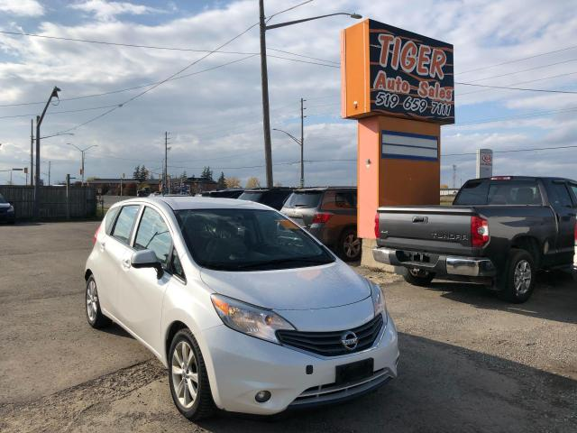 2014 Nissan Versa Note SL**360 CAM*AUTO*ALLOYS*AS IS SPECIAL