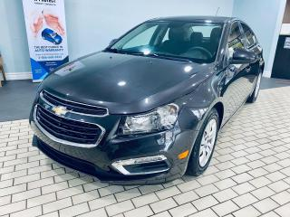 Used 2016 Chevrolet Cruze LT I NO ACCIDENT I $11999 for sale in Brampton, ON