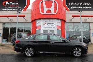 Used 2018 Honda Accord Sedan EX-L for sale in Sudbury, ON