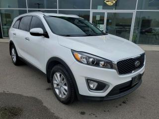 Used 2016 Kia Sorento 2.0L LX+ Heated Seats, Backup Cam, Bluetooth!! for sale in Ingersoll, ON