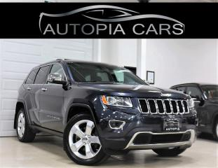 Used 2014 Jeep Grand Cherokee 4WD 4Dr Limited for sale in North York, ON