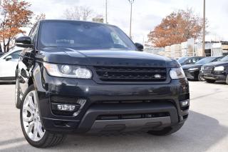 Used 2017 Land Rover Range Rover Sport V8 SC Dynamic for sale in Oakville, ON