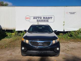 Used 2011 Kia Sorento LX w/3rd Row for sale in Barrie, ON