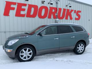 Used 2009 Buick Enclave CXL for sale in Headingley, MB