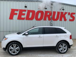 Used 2013 Ford Edge Limited for sale in Headingley, MB