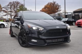 Used 2017 Ford Focus ST for sale in Oakville, ON