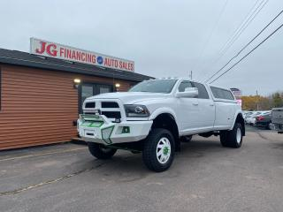 Used 2017 RAM 3500 SLT for sale in Millbrook, NS