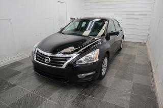 Used 2015 Nissan Altima 2.5 S for sale in Winnipeg, MB