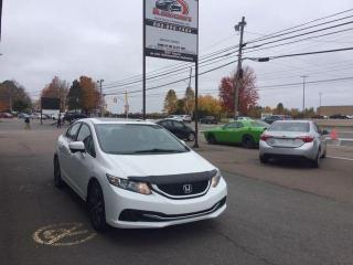 Used 2015 Honda Civic EX - from $92 biweekly OAC for sale in Truro, NS