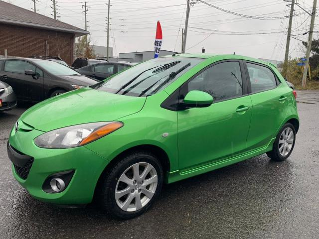 2011 Mazda MAZDA2 GS, ACCIDENT FREE, MANUAL, A/C, POWER GROUP, 125KM