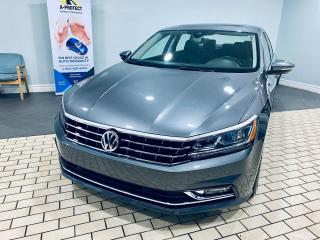 Used 2017 Volkswagen Passat Comfortline I PARKING ASSIST I ALLOY IREAR SENSOR for sale in Brampton, ON