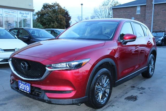 2019 Mazda CX-5 GS Leather Roof AWD