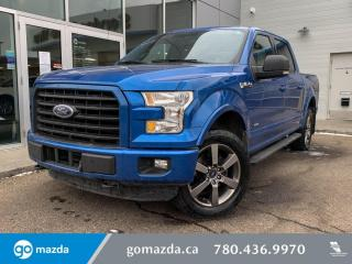 Used 2016 Ford F-150 XLT SPORT 302A CREW 4X4 3.5 ECO for sale in Edmonton, AB