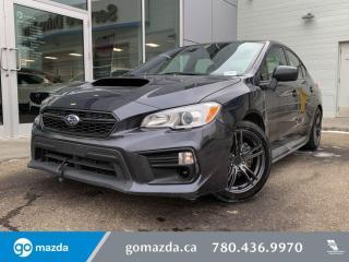 Used 2019 Subaru WRX WRX - AWD, HEATED SEATS, BLUETOOTH, BACK UP CAM for sale in Edmonton, AB