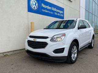 Used 2016 Chevrolet Equinox LS AWD - REVERSE CAM / PWR PKG / BLUETOOTH for sale in Edmonton, AB