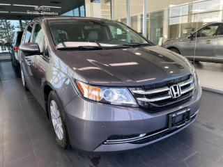 Used 2014 Honda Odyssey EX-L RES, SUNROOF, HEATED LEATHER SEATS, DVD for sale in Edmonton, AB