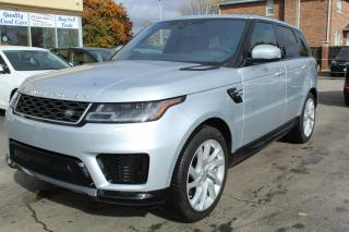 Used 2018 Land Rover Range Rover Sport HSE for sale in Brampton, ON