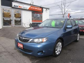 Used 2009 Subaru Impreza 2.5i for sale in Gloucester, ON