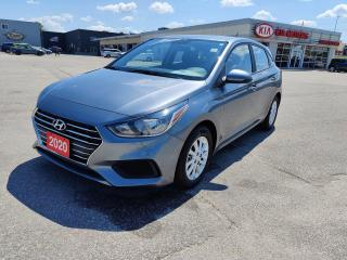 Used 2020 Hyundai Accent Preferred for sale in Owen Sound, ON