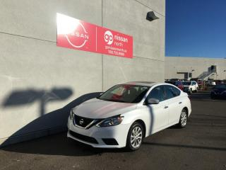 Used 2019 Nissan Sentra for sale in Edmonton, AB