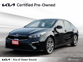 Used 2019 Kia Forte EX Premium for sale in Owen Sound, ON