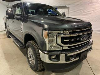New 2020 Ford F-250 Super Duty SRW Lariat for sale in Peace River, AB