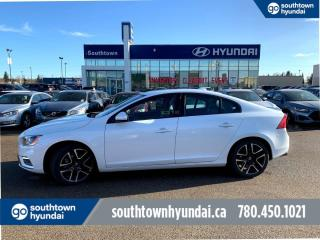 Used 2018 Volvo S60 DYNAMIC/LEATHER/BLINDSPOT/TURBO for sale in Edmonton, AB