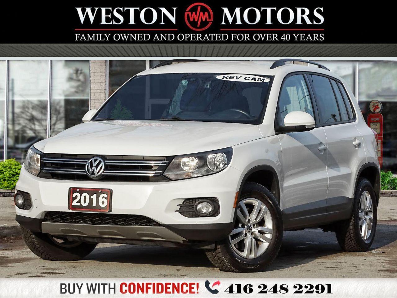 2016 Volkswagen Tiguan TSI*POWER GROUP*REVERSE CAMERA