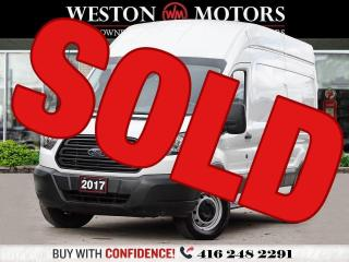 Used 2017 Ford Transit 350 HIGHROOF*148 EXTENDED WHEEL BASE*GASTURBO*REVCAM* for sale in Toronto, ON