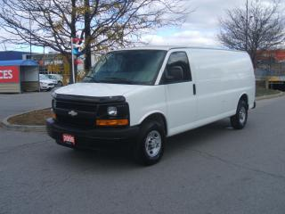 Used 2009 Chevrolet Express 2500   EXTENDED for sale in York, ON