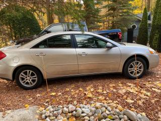Used 2006 Pontiac G6 SE Available in Sutton for sale in Sutton West, ON