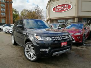 Used 2014 Land Rover Range Rover Sport HSE for sale in Scarborough, ON