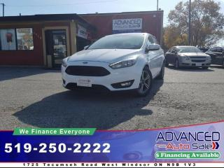 Used 2016 Ford Focus SE for sale in Windsor, ON