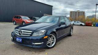Used 2012 Mercedes-Benz C-Class C 300 for sale in Kitchener, ON
