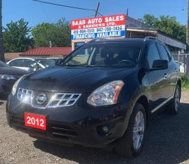 Used 2012 Nissan Rogue SV for sale in Mississauga, ON