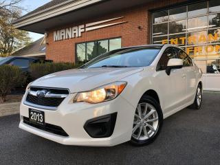 Used 2013 Subaru Impreza 2.0i w/Touring Pkg Heated Seats Bluetooth Certi* for sale in Concord, ON
