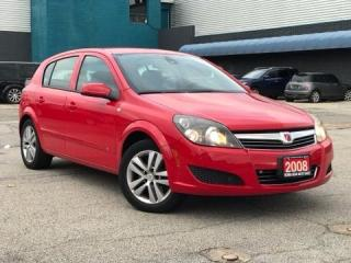 Used 2008 Saturn Astra XE|Hatchback|Accident Free|Citified|2 set of tires for sale in Burlington, ON
