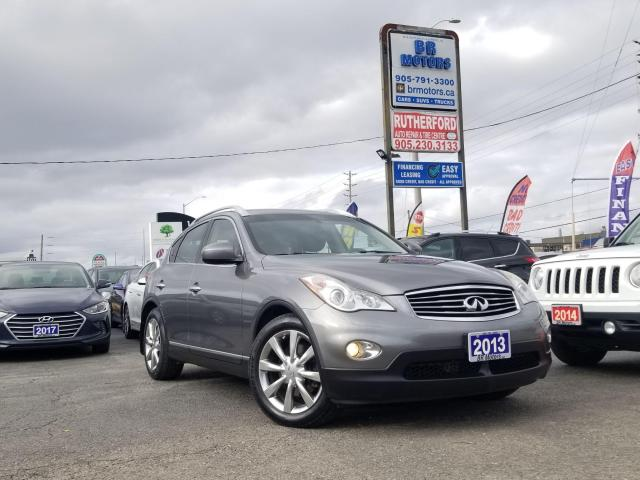 2013 Infiniti EX37 No accidents | AWD | V6 | Low Km's |H Seat | R Cam