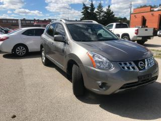 Used 2013 Nissan Rogue SAFETY+3 YEARS WARRANTY INCLUDED for sale in Toronto, ON