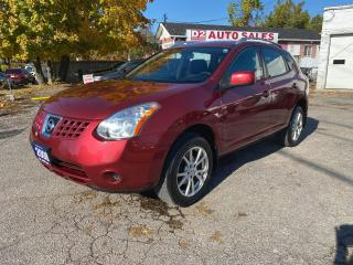 Used 2008 Nissan Rogue SL/Automatic/AWD/4 Cylinder/Comes Certified for sale in Scarborough, ON