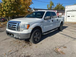 Used 2011 Ford F-150 XLT/Automatic/4 Doors/Bluetooth/AS IS Special for sale in Scarborough, ON