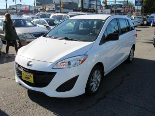 Used 2012 Mazda MAZDA5 GS for sale in Vancouver, BC