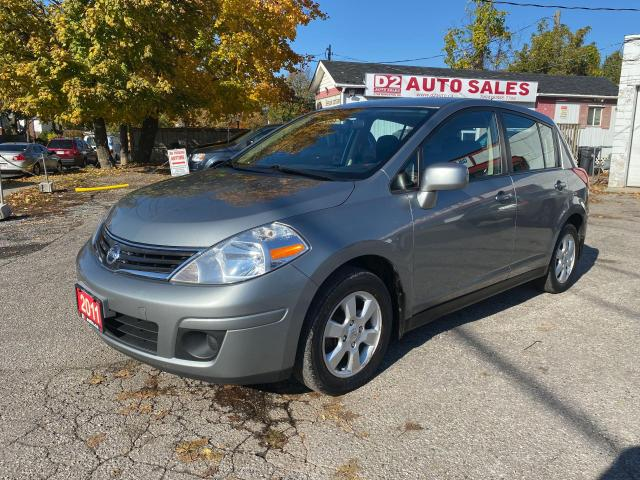 2011 Nissan Versa 1.8 SL/Automatic/Accident Free/1Owner/Ceritfied