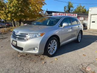 Used 2009 Toyota Venza Accident Free/Automatic/4 Cylinder/Comes Certified for sale in Scarborough, ON