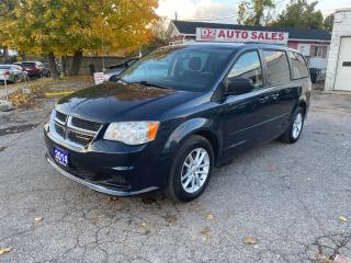 Used 2014 Dodge Grand Caravan SXT/DVD/Navi/Bckup Camera/Bluetooth/Certified for sale in Scarborough, ON