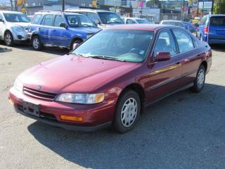 Used 1994 Honda Accord EX for sale in Vancouver, BC